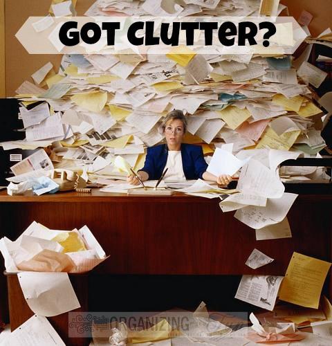 got clutter